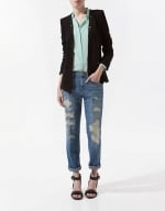 Hanna's blazer at Zara
