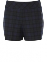 Plaid shorts at House of Fraser