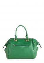 Similar green bag at Modcloth
