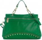 Similar green bag at Macys