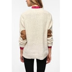 Similar style sweater at Urban Outfitters