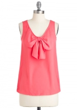 Similar pink top at Modcloth