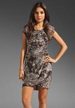 Zoe's dress at Revolve