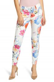 7 For All Mankind   The Ankle Skinny Jeans  Seaside Poppies    Nordstrom at Nordstrom