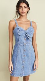 7 For All Mankind Double Tie Dress at Shopbop