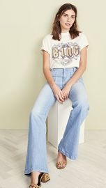 7 For All Mankind Georgia Wide Leg Jeans at Shopbop