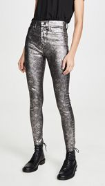 7 For All Mankind High Waisted Ankle Skinny Jeans at Shopbop