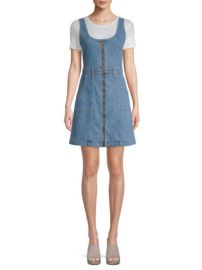 7 For All Mankind Zip Front Dress at Saks Fifth Avenue
