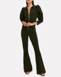 70s Corduroy Jumpsuit by We Wore What at Intermix