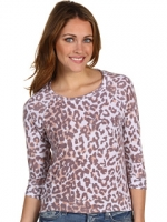 Pink leopard top like Pennys at 6pm