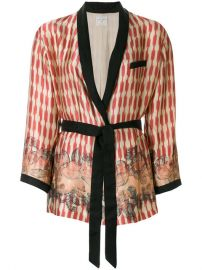745 Forte Forte Kimono Blazer - Buy Online - Fast Delivery  Price  Photo at Farfetch