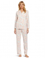 Floral pajamas like Bernadettes at Amazon