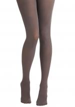 Grey tights  at Modcloth