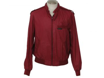 80s Style Jacket at Members Only