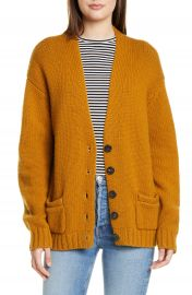 90s Wool & Cashmere Cardigan by Re/done at Nordstrom