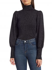 A L C  - Karla Latern Sleeve Sweater at Saks Fifth Avenue