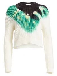 A L C  - Elinor Tie-Dye Sweater at Saks Fifth Avenue