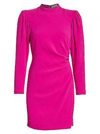 A L C  - Jane Crepe Mini Dress at Saks Fifth Avenue