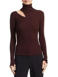 A L C  - Kara Fitted Sweater at Saks Fifth Avenue
