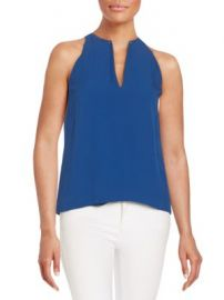 A L C  - Keaton Layered Keyhole Top at Saks Off 5th