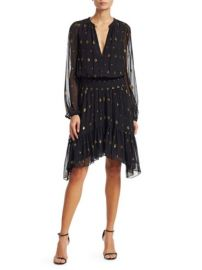 A.L.C. - SIDNEY FIL COUPe DRESS at Saks Fifth Avenue