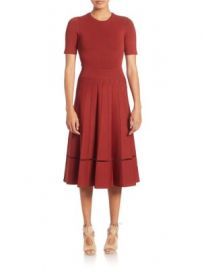 A L C  - Tracy Short Sleeve Dress at Saks Off 5th
