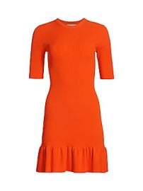 A L C  - Vance Quarter-Sleeve Bodycon Dress at Saks Fifth Avenue