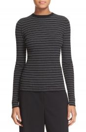 A L C   Harmon  Stripe Merino Wool Blend Sweater at Nordstrom