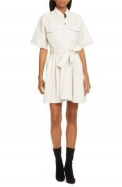 A L C  Bryn Belted A-Line Dress   Nordstrom at Nordstrom
