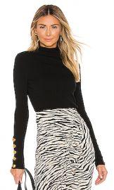 A L C  Desi Sweater in Black from Revolve com at Revolve