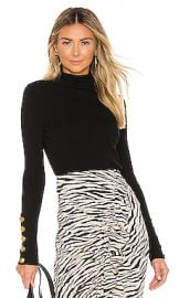 A L C  Desi Sweater in Black from Revolve com at Revolve