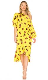 A L C  Florence Dress in Yellow from Revolve com at Revolve
