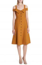 A L C  Hudson Cold Shoulder Dress at Nordstrom