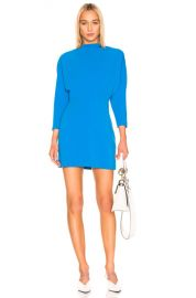 A L C  Marin Dress in Ocean   FWRD at Forward