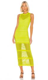 A L C  Monoghan Dress in Citronella from Revolve com at Revolve