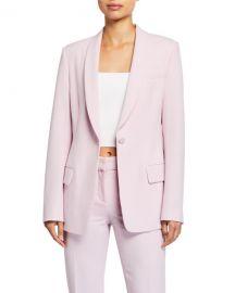 A L C  Oren Shawl-Collar Jacket at Neiman Marcus