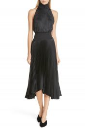 A L C  Renzo Pleated Dress   Nordstrom at Nordstrom