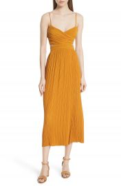 A L C  Sienna Pleated Dress   Nordstrom at Nordstrom