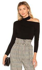 A L C  Sonny Sweater in Black from Revolve com at Revolve