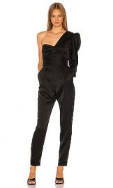 A L C  Walden Jumpsuit in Black from Revolve com at Revolve