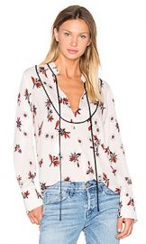 A L C  Walkers Top in Light Pink Multi from Revolve com at Revolve