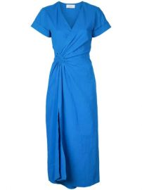 A L C  short-sleeve Flared Midi Dress - Farfetch at Farfetch