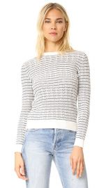 A P C  Striped Sweater at Shopbop