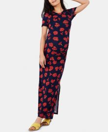 A Pea in the Pod Ruched Dress at Macys