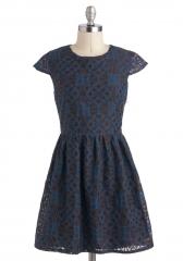 A Pebbles Throw Dress at ModCloth