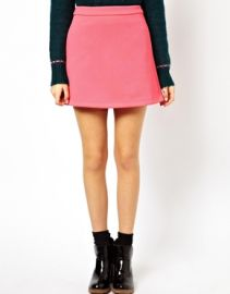 A-line skirt at Asos