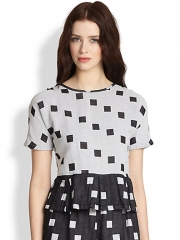 ACE and JIG - Terrace Patterned Tee at Saks Fifth Avenue