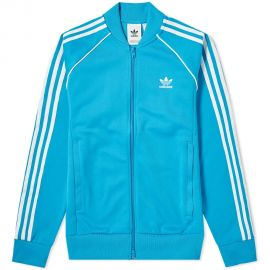 ADIDAS SST TRACK TOP at End Clothing