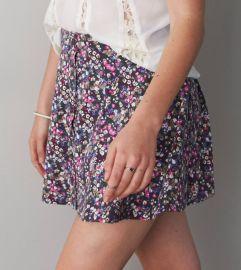 AEO Printed Circle Skirt at American Eagle