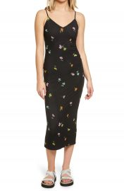 AFRM Amina Sleeveless Midi Dress   Nordstrom at Nordstrom